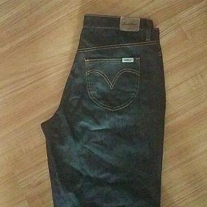 LEVIS Classic Capri Women's Denim Jeans, Size 12